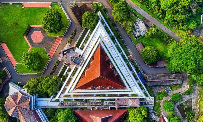 pelajari rumus luas segitiga dengan bangunan area