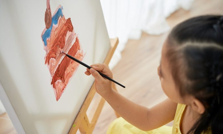 O fluxo de estilos na pintura, alguma coisa?