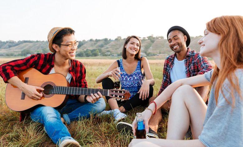 Reconhecendo tipos populares de músicas - Smart Class