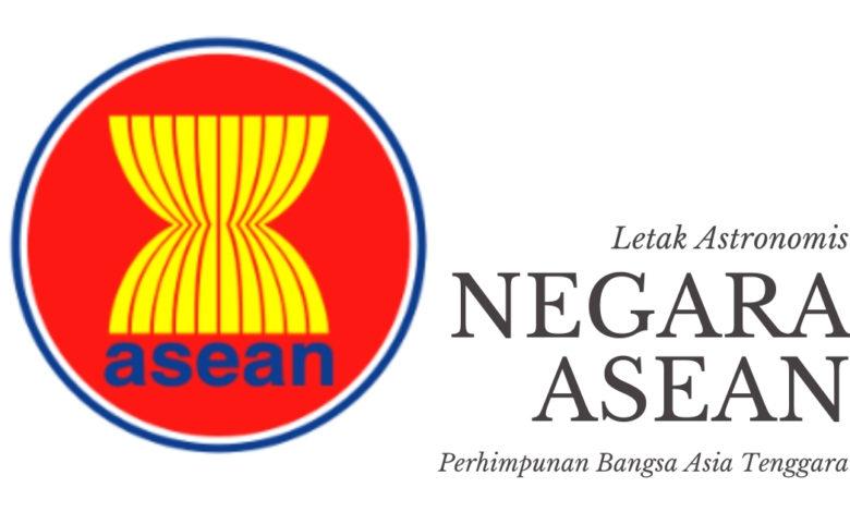Letak Astronomis Negara Asean