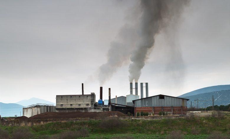 Essas coisas são a causa da poluição do ar