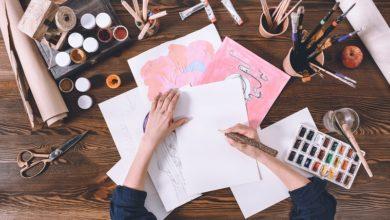 Quais são os ramos das belas artes bidimensionais?