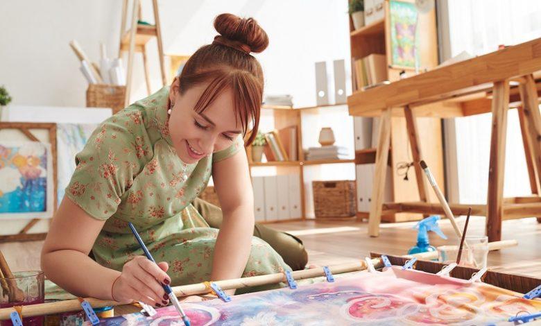 Tipos de pintura com base em técnicas e materiais