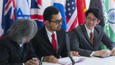 Forma de cooperação interestadual da Indonésia