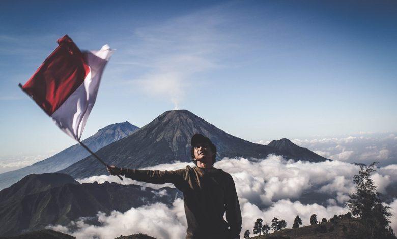 Quais são as coisas que podem unir a diversidade na Indonésia?